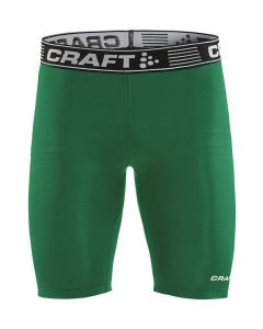 Craft Pro Control Compression Tights Uni-Grøn-XS